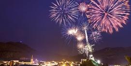 Fête Nationale du 14 Juillet et spectacle pyrosymphonique
