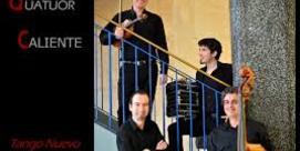 """""""Musique en Madiran"""" Quatuor Calliente"""