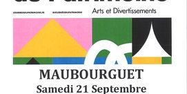 Journées du Patrimoine à Maubourguet