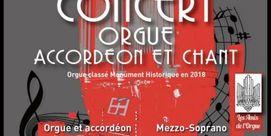 Concert des Amis de l'Orgue