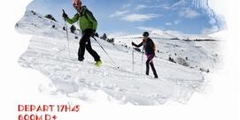 Championnat d'Occitanie Verticale Race à Val Louron