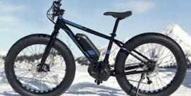 Matra E-MTB Snow Cross