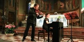 Concert Duo Métamorphose : violon et piano