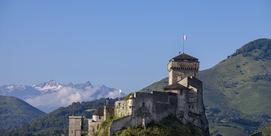 Visites guidées du Château Fort Musée Pyrénéen