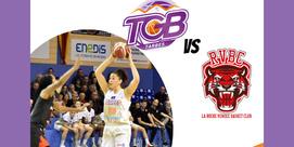 Basket féminin : TGB / Roche Vendée - ANNULÉ