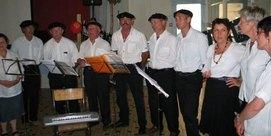 Concert avec la Chorale d'Aragnouet