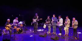 Sax Peanuts / Big Band 65 en concert