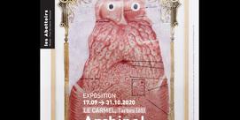 """Visite commentée de l'exposition """"Archipel oublié"""""""