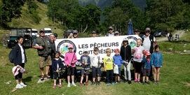 Initiation à la Pêche pour enfants