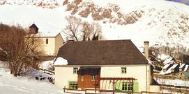 Ancienne maison bigourdane au cœur du Val d'Azun
