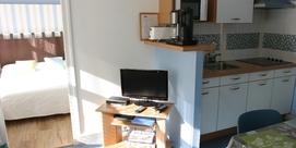 Appartement dans une résidence rénovée à Capvern