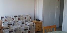 Appartement pour 2 personens dans résidence à Argelès-Gazost