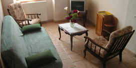 Apartamento en casa tradicional