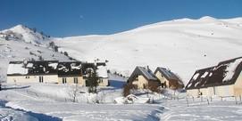 Maison mitoyenne en pied de pistes à Val Louron