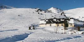 Maison mitoyenne en pied des pistes à Val Louron