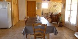 Grande maison de campagne en Barousse