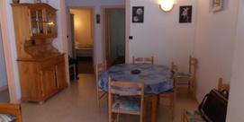 Appartement plein centre de Barèges