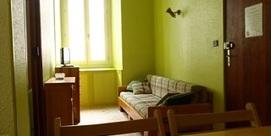 Appartement dans résidence, plein centre de Barèges, proche de tous commerces.