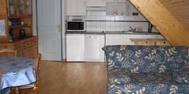 Appartement dans résidence récente à Loudenvielle