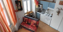Appartement très bien situé au coeur de Barèges