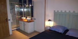 Les belles chambres d'hôtes et le berger