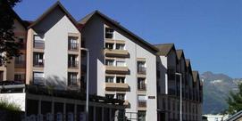 Studio dans résidence récente à Barèges