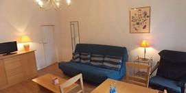"""Appartement """"tulipe"""" proche des thermes de Bagnères de Bigorre"""