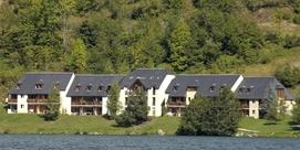 Appartement avec vue sur le lac et la vallée