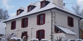 Chambres d'hôtes in a restored farm