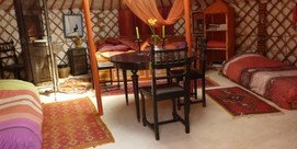 "Yurta mongol ""Confort"""