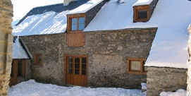 Chambre d'hotes in a mountain village
