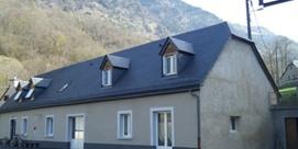 Appartement duplex dans maison rénovée à Barèges