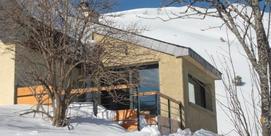 Maison au pied des pistes de la station de Val Louron