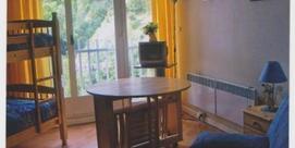 Studio dans résidence à Barèges