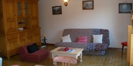 Appartement au cœur d'un petit village de montagne