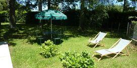 Studio avec jardin à Capvern Village