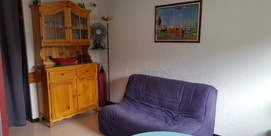Appartement 4 pers au quartier thermal à LUZ ST SAUVEUR (Rés Impératrice Eugénie)
