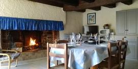 Maison équipée grand confort, wifi pour passer d'excellentes vacances, au calme et repos
