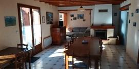 Grande maison indépendante, 10-12 pers. à Génos