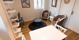Appartement romantique dans le centre de Bagnères-de-Bigorre – 2 personnes