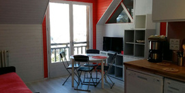 Appartement 2/4 pers - MANGABE - LUZ