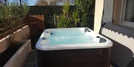 Gîte avec spa pour 5 personnes à Rabastens de Bigorre