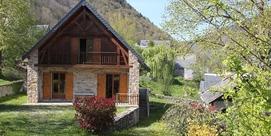 Belle maison indépendante avec vue sur le fond de vallée