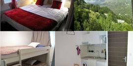 Appartement 4 pers à LUZ ST SAUVEUR (Rés Pyrénées Zenith)