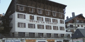 HOTEL LE TAOULET