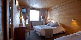 Votre hôtel au coeur des pistes de ski :