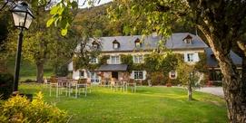 Hôtel de charme dans une ancienne ferme de montagne
