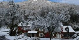 Hôtel de charme dans ancienne ferme de montagne