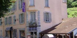 Hôtel tout confort au cœur de Capvern Les Bains