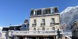 Hotel de encanto en el centro de Luz-Saint-Sauveur
